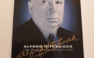 Alfred Hitchcock Signature Collection DVD Box Set