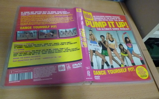 Pump It Up! The Ultimate Dance Workout   dvd 0540