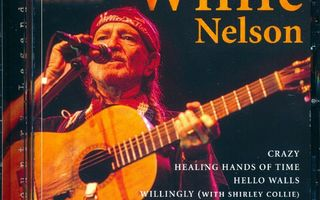 Willie Nelson - Country Legends Collection (CD) NEAR MINT!!