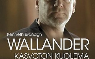 WALLANDER - SEASONS 1 & 2 (DVD) UUSI!