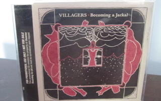 Villagers – Becoming A Jackal PROMO CD-Single