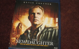 THE NEW DAUGHTER - BLU-RAY - kevin costner