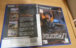 Police 24/7    ( ps2 )