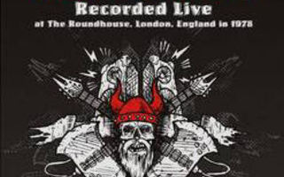 MOTÖRHEAD: Recorded Live at the roundhouse, London 1978 - CD