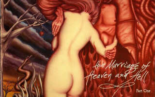 Virgin Steele - The Marriage Of Heaven And Hell 1 & 2 2CD