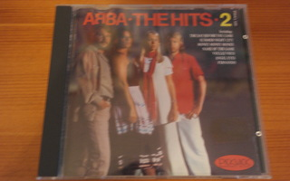 Abba-The Hits-2-CD.