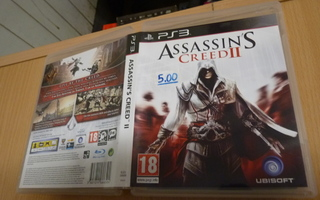 Assassin's Creed II    ( ps3 ) 11465