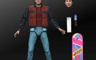 NECA Ultimate Marty McFly Back to Future- HEAD HUNTER STORE.