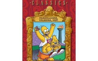 DVD: Simpsonit: Paikoillanne, valmiina, Hep