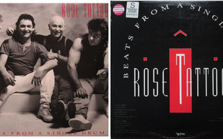 ROSE TATTOO: Beats from a single drum - LP