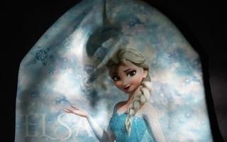 74/80 PIPO / välikausilakki Frozen/uusi!