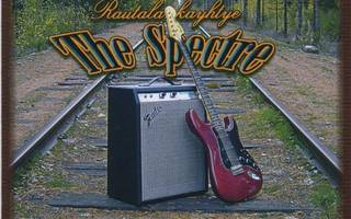 THE SPECTRE 10th Anniversary Rautalanka Collection - CD 2008