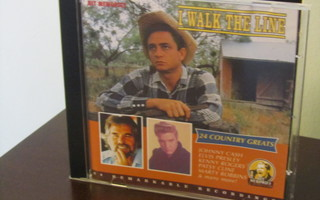 Various – I Walk The Line CD