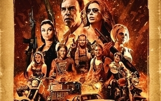 The Baytown Outlaws  -   (Blu-ray)