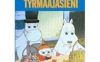 DVD: Muumi - Tyrmääjäsieni (Vanhat äänet)