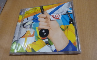 The Feeling - Twelve Stops And Home    cd