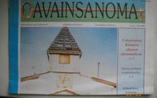 Avainsanomat Nro 5/2002 (23.7)