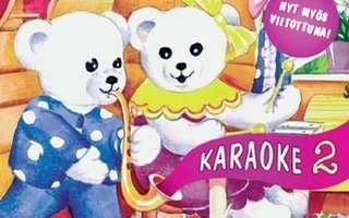 DVD: Ti-Ti Nalle - Karaoke 2