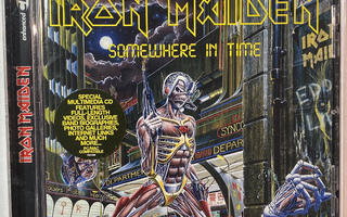 Iron Maiden : Somewhere In Time - CD
