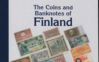 The COINS and BANKNOTES of Finland +BOX :Tuukka Talvio UUSI