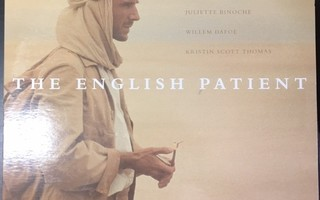English Patient (criterion collection) LaserDisc