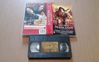 The Last of the Mohicans - SW VHS (SF)