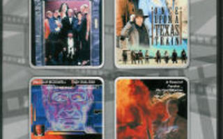 Silver Screen Hits  -  4 Great Movies  -  (2 DVD)