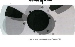 THE STRANGLERS: Live At The Hammersmith Odeon '81 CD
