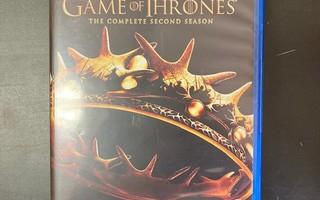 Game Of Thrones - Kausi 2 Blu-ray