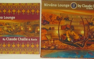 Claude Challe &  Ravin – Nirvâna Lounge  2xCD