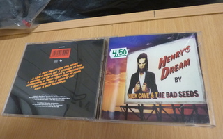 Nick Cave & The Bad Seeds - Henry's Dream  cd
