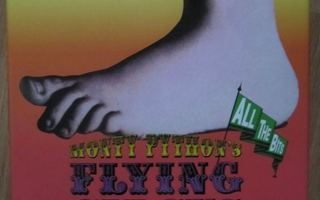 Monty Python's Flying Circus / complete and annotated kirja