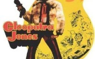 Cleopatra Jones - Karatekuningatar  DVD
