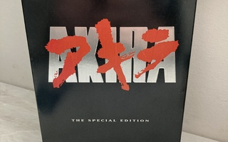 Akira The Special Edition (2DVD, R1)