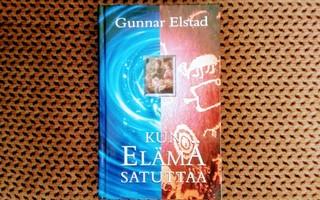 Gunnar Elstad: Kun elämä satuttaa