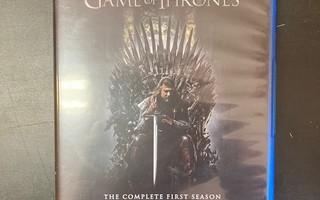 Game Of Thrones - Kausi 1 Blu-ray