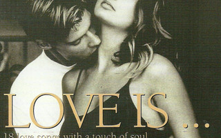 Love Is ... 18 Love Songs With A Touch Of CD