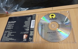 Bono & Gavin Friday - In the name of the father CDs