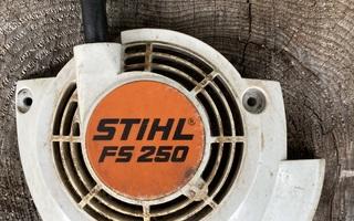 Stihl FS 250 raivaussaha,käynnistin/vetolaite
