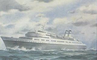 laiva FINNHANSA + leimat p192