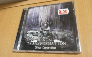 Mental Transformation - Chaos Conjuration    cd