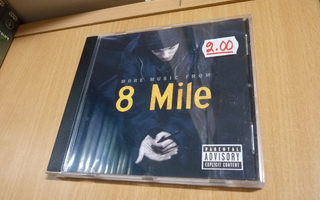 Various - More Music From 8 Mile    cd