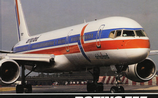 Boeing 757 (Airline Markings, Vol. 11) by Robbie Shaw
