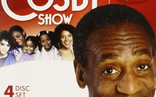 The Cosby Show  -  Kausi 1  -  (4 DVD)