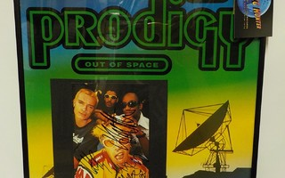 PRODIGY - OUT OF SPACE EX+/EX+ LP + NIMMARIT!