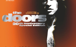 The Doors  -  20th Anniversary Special Edition  -  (Blu-ray)