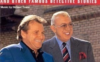 HELMUT TRUNZ: Derrick And Other Famous Detective Stories CD