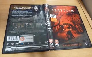 Abattoir     dvd 14307