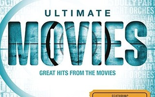 MOVIE MUSIC!! ULTIMATE MOVIES & JAMES BOND AND MANY MORE -CD