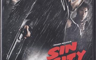 Frank Millerin Sin City
